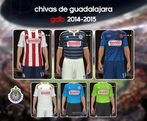 DownloadChivas de Guadalajara GDB Apertura 2014 by ABIEL