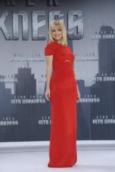 Alice Eve - 'Star Trek Into Darkness' premiere in Berlin 4/29/13