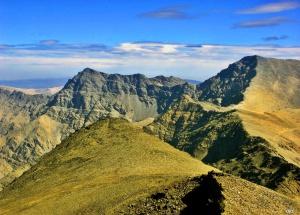 Mulhacen mountain