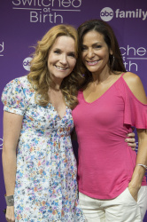 Constance Marie - 2015 D23 Expo: Day One @ the Anaheim Convention Center in Anaheim - 08/14/15