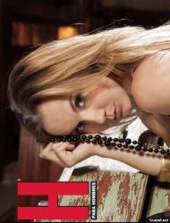 Michelle Vieth Revista H