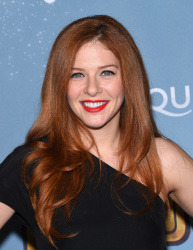 Rachelle Lefevre - Opening Night of Cirque Du Soleil's KURIOS - Cabinet of Curiosities @ Dodger Stadium in Los Angeles - 12/09/15