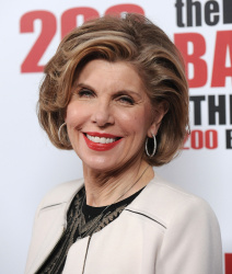 Christine Baranski - The Big Bang Theory 200th Episode Celebration @ Vibiana in Los Angeles - 02/20/16