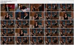 Sara Rue @ Late Late Show w/Craig Ferguson 2013-05-13