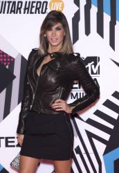 Melissa Satta - 2015 MTV Europe Music Awards @ the Mediolanum Forum in Milan - 10/25/15
