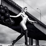Gatas QB - Mendigata (Fernanda Lacerda) Playboy Brasil Outubro 2014