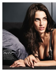 Jessica Lowndes in FHM May 2016 (5 2016) India Special Edition