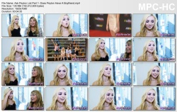 Peyton R. List Hollywood Life Interview in NYC 1080p