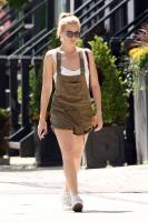 Margot Robbie - Leaving a hair salon in Toronto 6/15/15