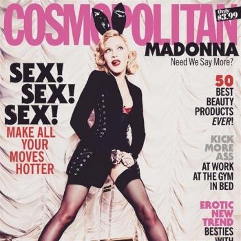 Madonna  .... Rock Goddess
