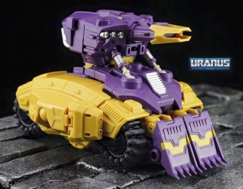 [Mastermind Creations] Produit Tiers - Reformatted R-13 Spartan (aka Impactor) des Wreckers + R-14 Commotus (aka Turmoil) - IDW MekLdDBY