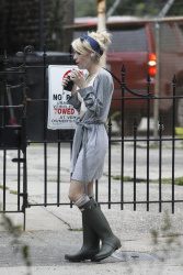 Emma Roberts Out in New Orleans - 7/3/15