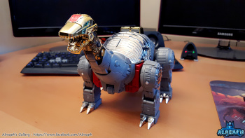 [Fanstoys] Produit Tiers - Dinobots - FT-04 Scoria, FT-05 Soar, FT-06 Sever, FT-07 Stomp, FT-08 Grinder - Page 9 2HJSgcrG