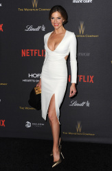 Tricia Helfer - 2016 Weinstein Company & Netflix Golden Globes After Party @ the Beverly Hilton Hotel in Beverly Hills - 01/10/16