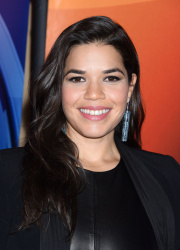 America Ferrera - NBCUniversal 2016 Winter TCA Press Tour @ Langham Hotel in Pasadena - 01/13/16