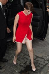 Kate Mara - Fantastic Four: Meet the Actors @ Apple Store Soho in NYC - 08/03/15