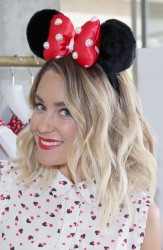 Lauren Conrad - Ice Cream Social for Minnie Mouse Collection Launch @ Kohl's in Beverly Hills - 05/14/15