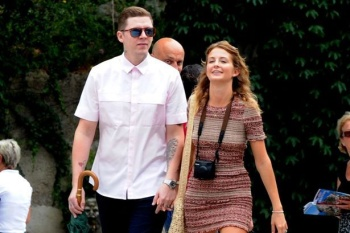 Millie Mackintosh on honeymoon in Italy