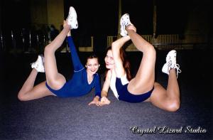 Gymnast Girls (XXX Nikolay Collection) 06.06.2016 (blond, brunett, Erotica, Fingering) (129)
