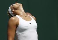 Sabine Lisicki - 1st round at The Wimbledon Tennis Championships 6/27/16