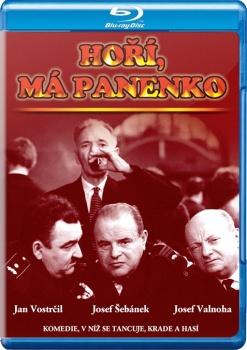 Hori, ma panenko 1967 ( The Firemen's Ball ) BDRip 720p HighCode