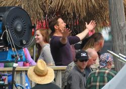 Robert Downey Jr. - On The Set Of 'Iron Man 3' 2012.10.02 - 19xHQ GhQ2Y5vD