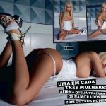 Gatas QB - Julie Hunter Frontal Mag (Revista Frontal) Dezembro 2013