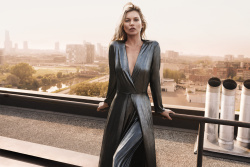 Kate Moss - Mango Winter 2015 Evening Collection Photoshoot