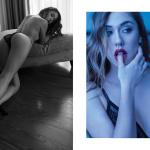 Gatas QB - Marta Noémi Playboy Portugal Fevereiro 2016