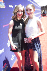 Brooklyn McKnight & Bailey McKnight - 2017 Radio Disney Music Awards @ Microsoft Theater in Los Angeles - 04/29/17