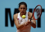 Andrea Petkovic Mutua Madrid Open tennis tournament May 3-2015 x10