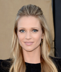 A. J. Cook - CW, CBS and Showtime 2013 Summer TCA Party  (July 29)