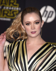 Billie Lourd - Star Wars: The Force Awakens World Premiere @ Hollywood Boulevard in Hollywood - 12/14/15