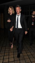 Sean Penn - Charlize Theron and Sean Penn - seen leaving Royal Festival Hall. London - February 16, 2015 (153xHQ) YY6UUt0Q