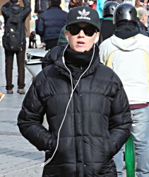 Katy Perry - Out In Prague, Czech - Feb 24 2015