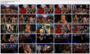 Miranda Lambert - The View - 6-6-14