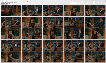 Constance Zimmer - Late Late Show with Craig Ferguson - 6-2-14