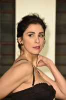 """Sarah Silverman """"2015 Vanity Fair Oscar Party hosted by Graydon Carter at Wallis Annenberg Center for the Performing Arts in Beverly Hills"""" (22.02.2015) 43x   TcfZCb5x"""