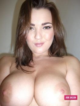 selfshot070 In My Nude Dress
