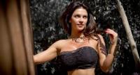 Дениз Милани, фото 5612. Denise Milani Summer skirt :, foto 5612