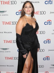 Ashley Graham - Time 100 Gala in NYC 4/25/17