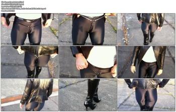 Dildopanties Dildo pants