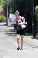 Kaley Cuoco - Leaves Core Power Yoga Class in Los Angeles 6/4/17