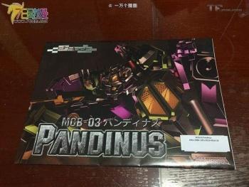 [Maketoys] Produit Tiers - Jouet MCB-03 Pandinus - aka Scorponok et MCB-03D Devil Stinger - aka Black Zarak - Page 2 1TOW5NiI