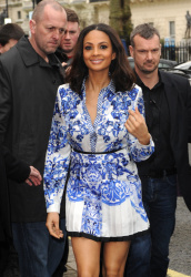 Alesha Dixon at the Britain's Got Talent Press Launch in London 11th April x26