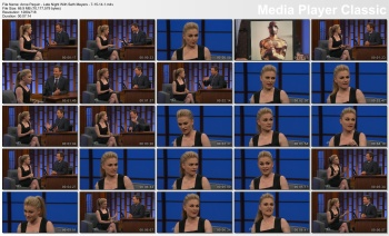 Anna Paquin - Late Night With Seth Meyers - 7-15-14