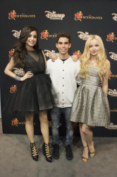 Sofia Carson - 2015 D23 Expo: Day Two @ the Anaheim Convention Center in Anaheim - 08/15/15