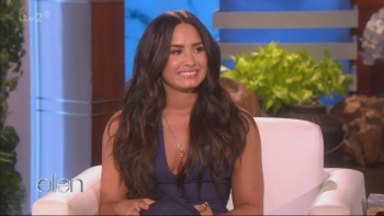 Demi Lovato - The Ellen Degeneres Show 23rd February 2017 1080i HDMania