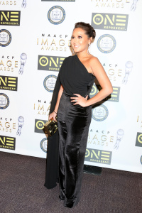 Adrienne Bailon - Non-Televisied 48th NAACP Image Awards at Pasadena Conference Center - February 10th 2017