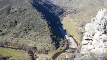 25/01/2015- Pontón de La Oliva, La Concha, Alpedrete, El Pontón: 48km - A8Z3LkgY
